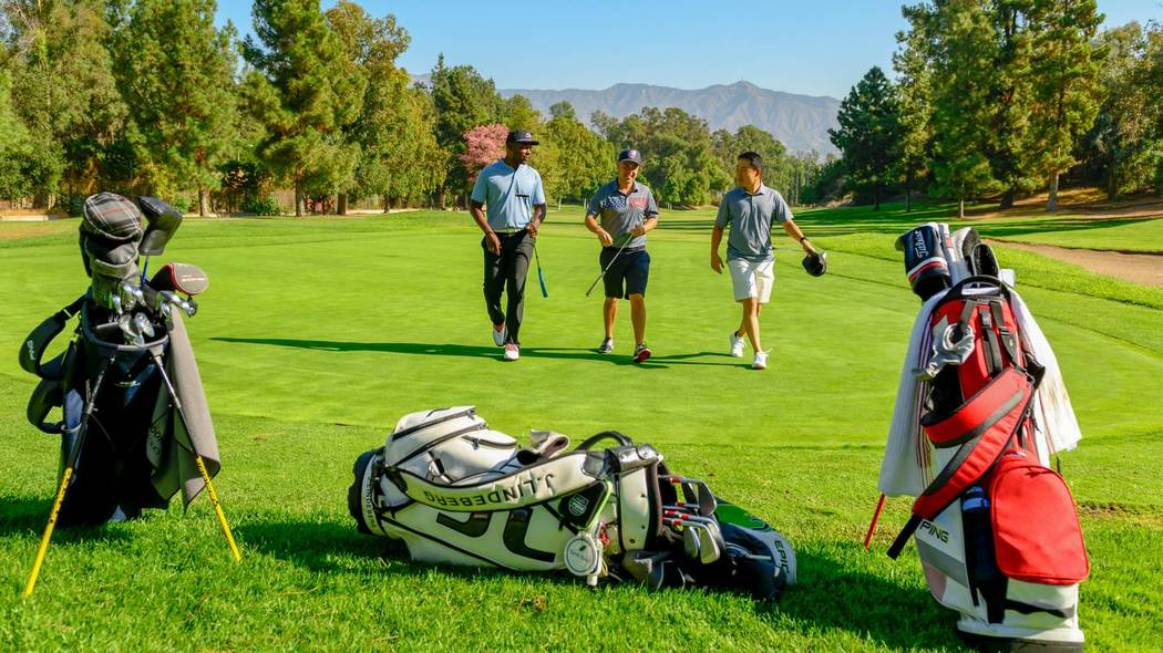 Locally, the Southern Nevada Golf Association is rolling out the new World Golf Handicap system ...