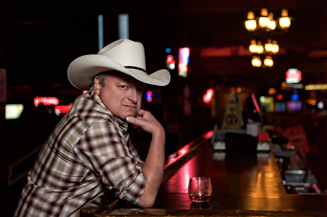 Mark Chesnutt performs Dec. 12 at the Mirage Race & Sports Book (MGM Resorts International)