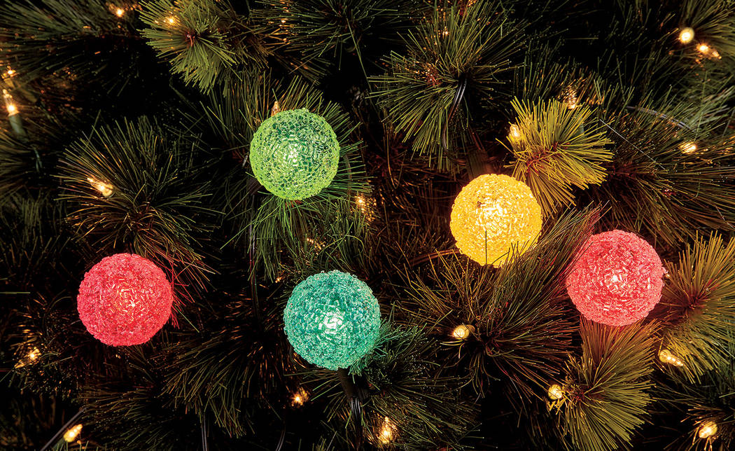 This year, decorate your home like its 1954 — or thereabouts. Simply trim your Christmas tree ...
