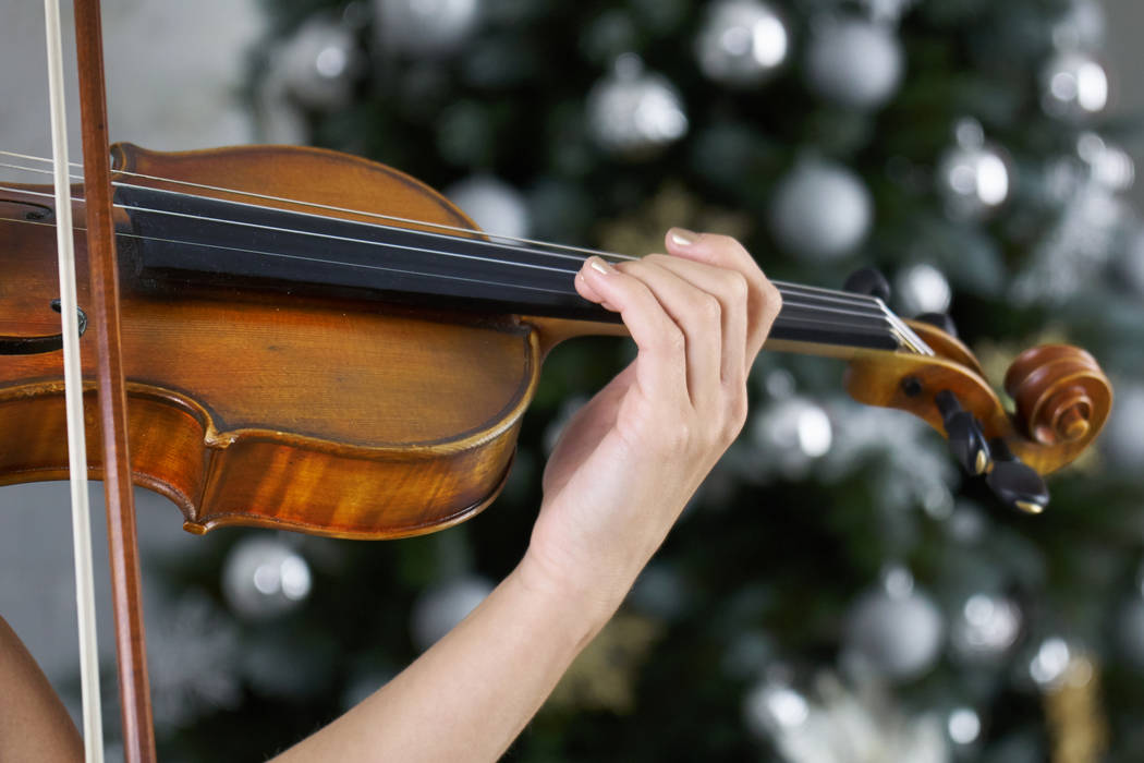 Bring the family to enjoy holiday classics performed twice on Dec. 7 by the Las Vegas Philharmo ...