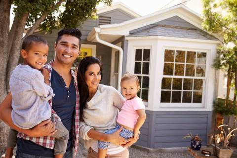 Hispanic homeownership has always been higher in Las Vegas than the national average. Census da ...