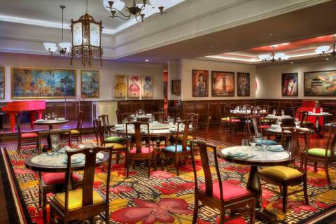 China Tang will close permanently after service Feb. 2. (MGM Resorts International)
