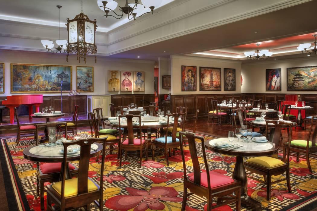 China Tang will close permanently after service Feb. 2. (MGM Resorts International)