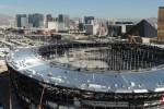 Raiders expect to hit Allegiant Stadium milestones by Thanksgiving