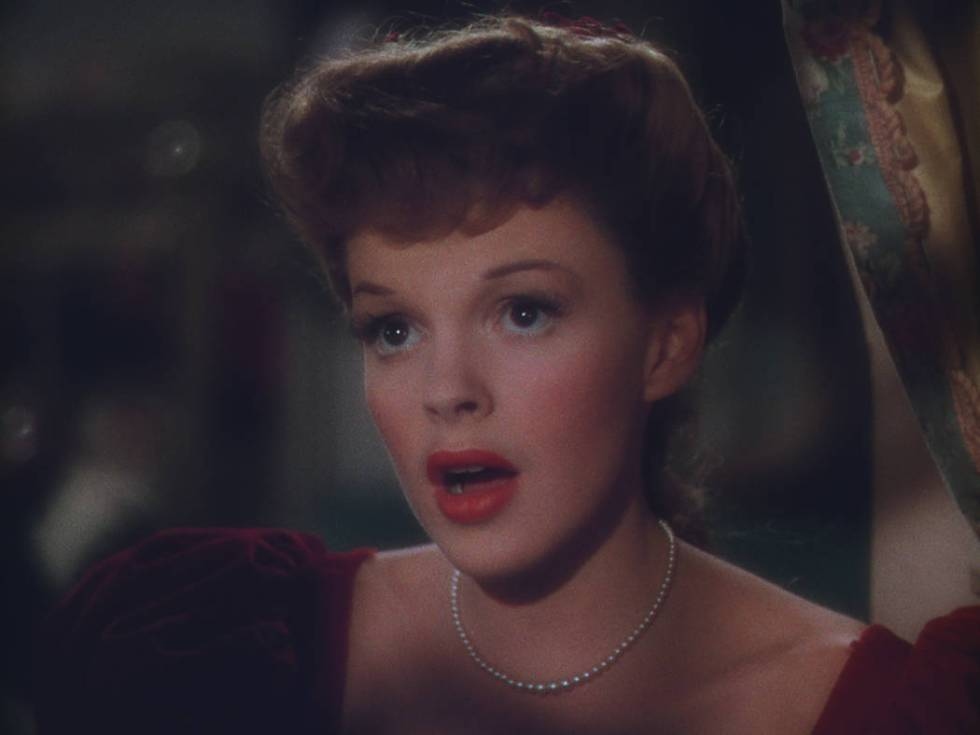 """Judy Garland in """"Meet Me in St. Louis"""" (MGM Pictures)"""