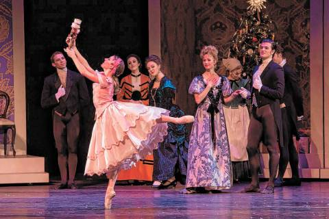 """The Nutcracker"" (Virginia Trudeau)"