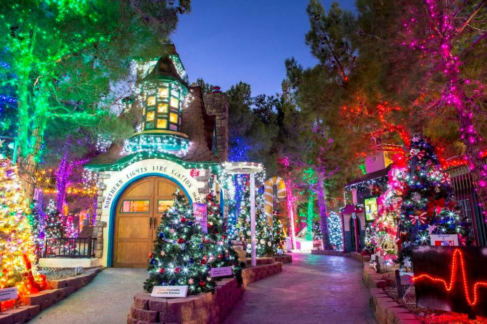 Opportunity Village's Magical Forest (Opportunity Village)