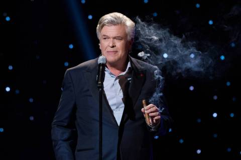 "Ron White in ""If You'll Quit Listening, I'll Shut Up"" (Rick Diamond/Netflix)"
