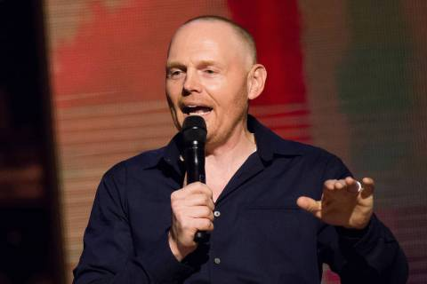 "Bill Burr appears onstage at Comedy Central's ""Night of Too Many Stars: America Comes Toge ..."