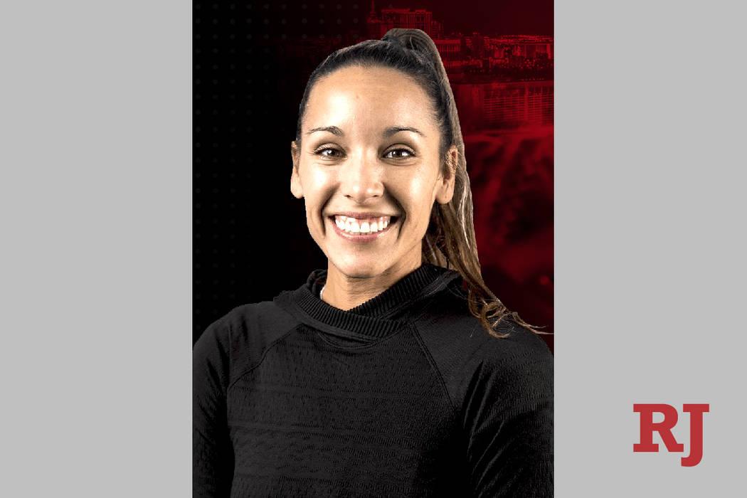 Jenny Ruiz-Williams (UNLV Athletics)