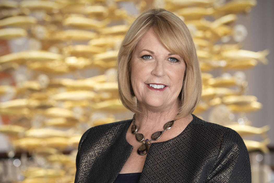 Ellen Whittemore, executive vice president and general counsel of Wynn Resorts Ltd. (Wynn Resorts)