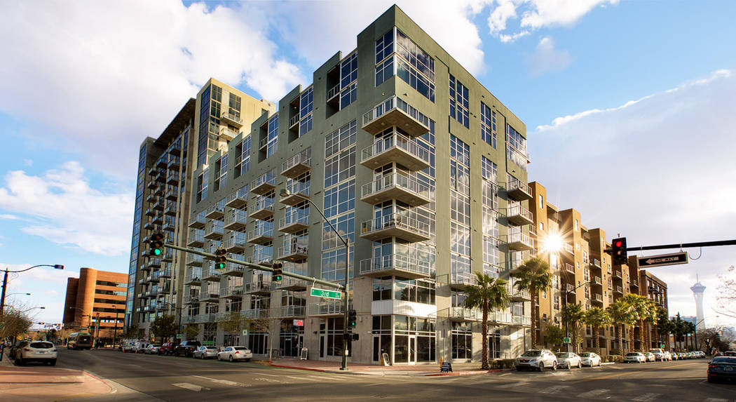 The first live-work space is now available for purchase at Juhl, the iconic 344–residence, lo ...