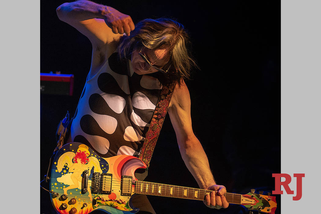 "Todd Rundgren is part ""It Was Fifty Years Ago Today — A Tribute To The Beatles' White Alb ..."
