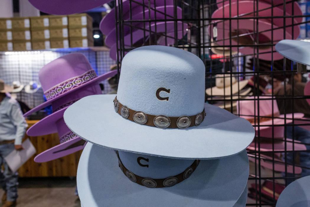 Pastel Hats Bags Fit For Kardashians Take Over Cowboy Christmas Las Vegas Review Journal