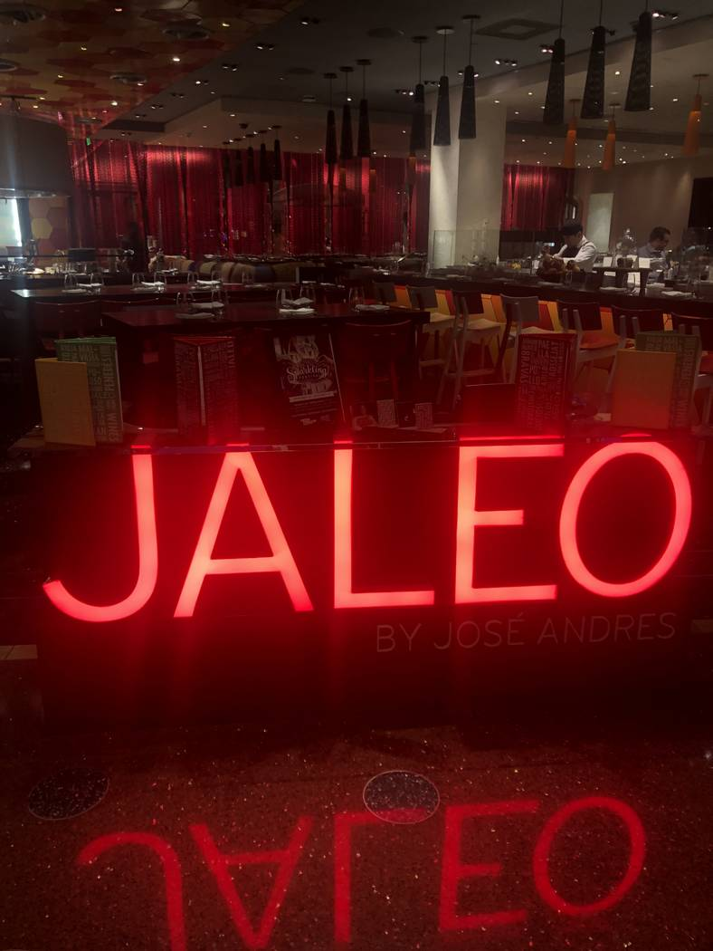 Jaleo at The Cosmopolitan of Las Vegas offers a wide selection of sherry to sample with tapas. ...