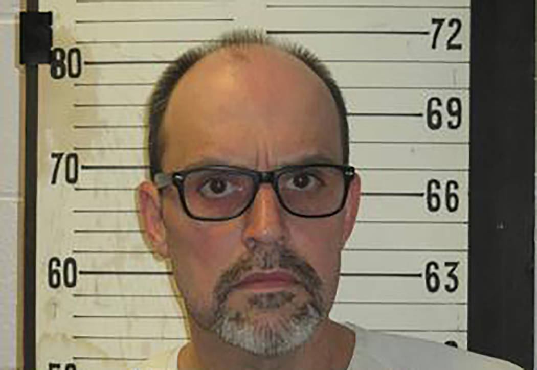 FILE - This 2017 file photo provided by the Tennessee Department of Correction shows Lee Hall, ...