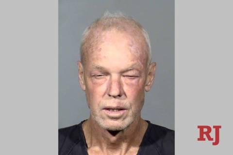 Glenn Harris (Las Vegas Metropolitan Police Department)