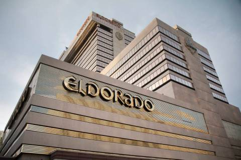 The Eldorado Resort Casino in Reno on Monday June 24, 2019 (Colton Lochhead/Las Vegas Review-Jo ...
