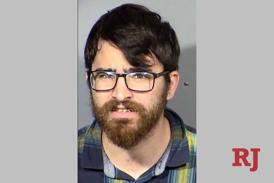 Matthew Bidart (Clark County School District Police Department)