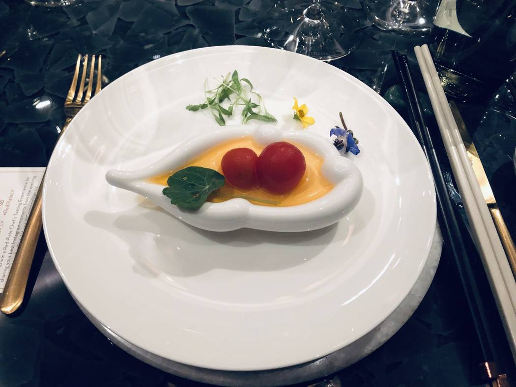 Chef Yip Cheung's Asian Pickled Cherry Tomatoes (Al Mancini)