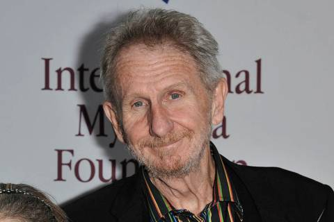 FILE - This Nov. 9, 2013, file photo shows Rene Auberjonois at the International Myeloma Founda ...