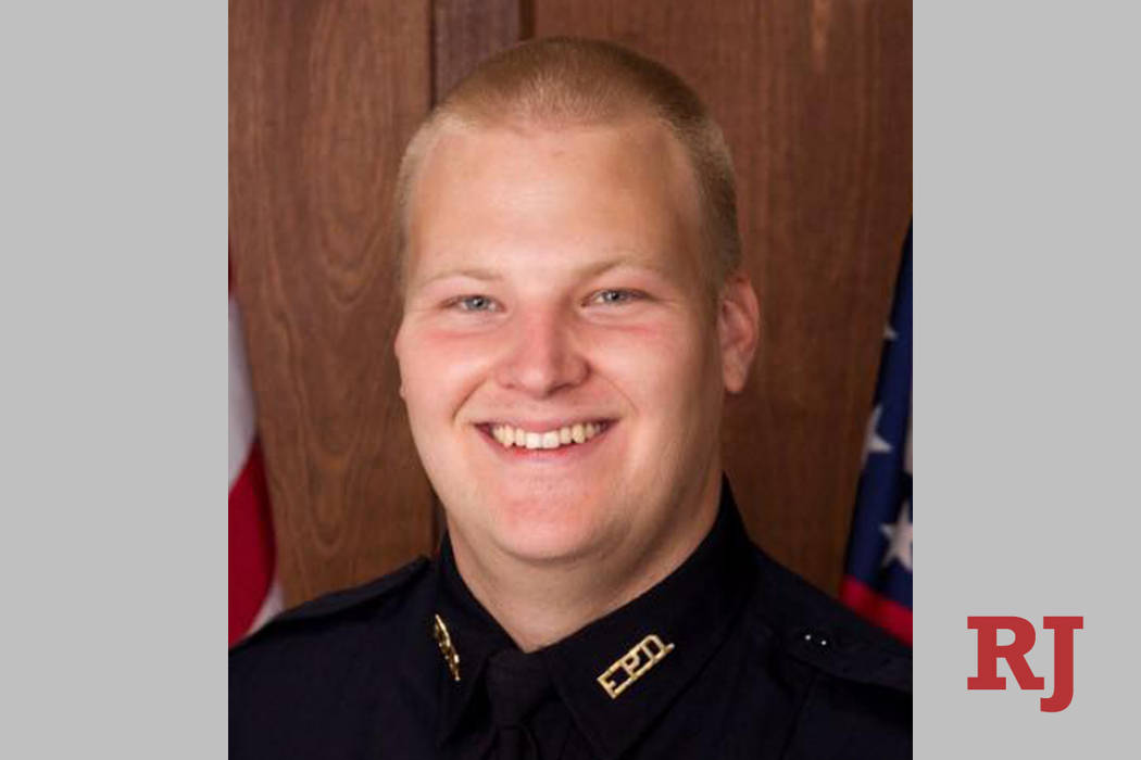 Officer Stephen Carr (Fayetteville Police Department via Facebook)