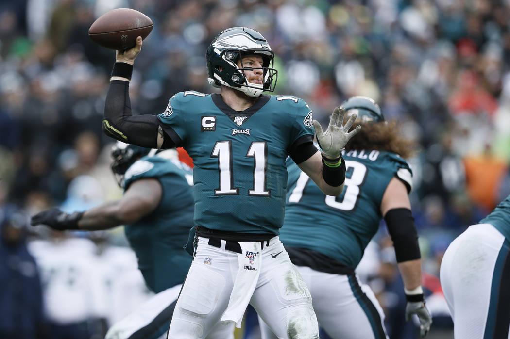 Bettors Backing Philadelphia Eagles Over Ny Giants On Mnf