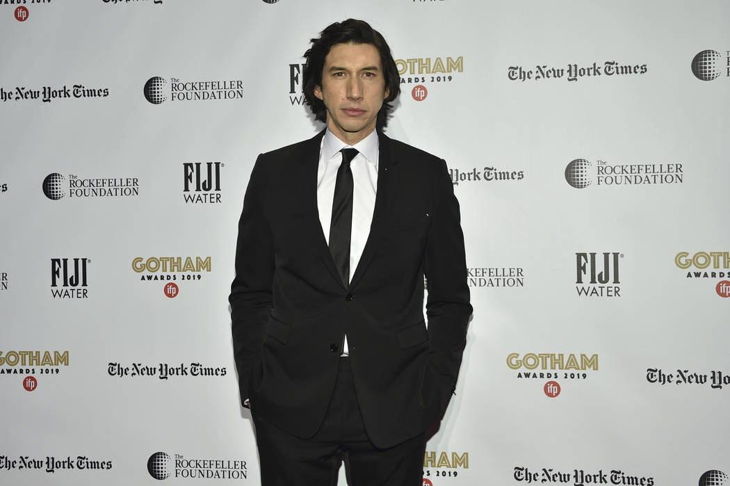 Adam Driver attends the Independent Filmmaker Project's 29th annual IFP Gotham Awards at Cipria ...