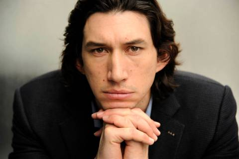 Actor Adam Driver poses for a portrait at the Shangri-La Hotel during the 2014 Toronto Internat ...