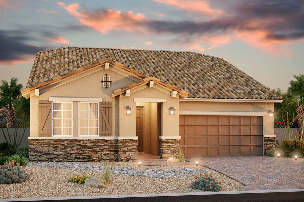 The grand opening of Tierra Vista by Beazer Homes is set for Jan. 4 from 10 a.m. to 6 p.m. (Bea ...