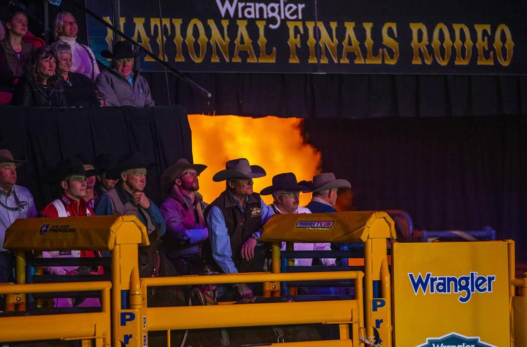 2019 Nfr Results 6th Go Round Las Vegas Video Las