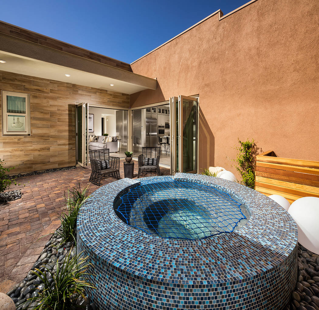 Summerlin has a top-tier showcase of home designs. Trilogy by Shea Homes is an age-qualified to ...