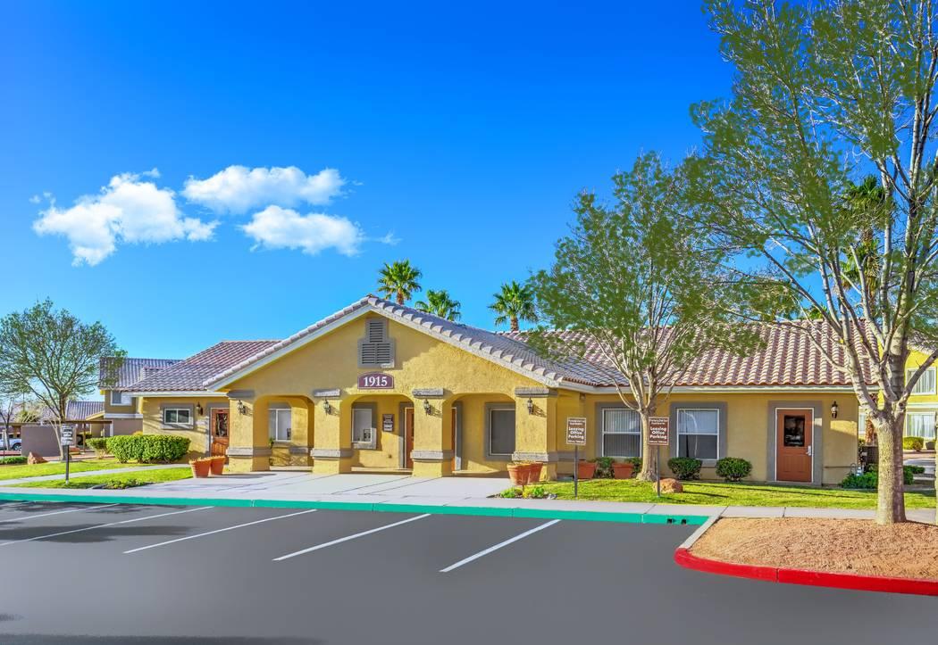 California firm buys 4th Las Vegas area apartment...