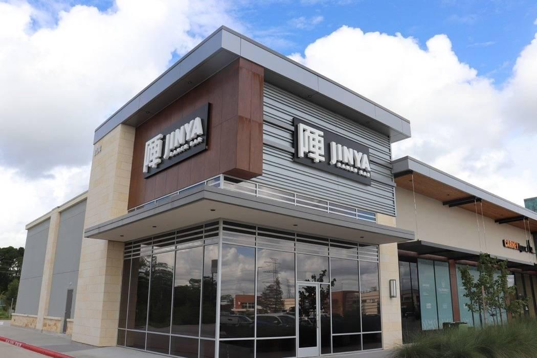 Jinya Ramen Bar will open its third Southern Nevada Location in Henderson next year. (Jinya Ram ...