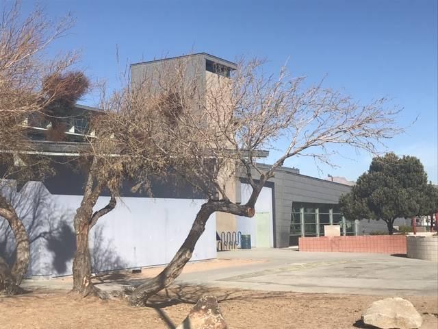 Whitney Recreation Center is pictured Dec. 13 in southeast Las Vegas. (Julie Wootton-Greener/La ...
