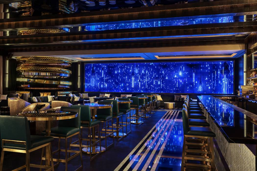 Interior of Electra Cocktail Club (Anthony Mair)