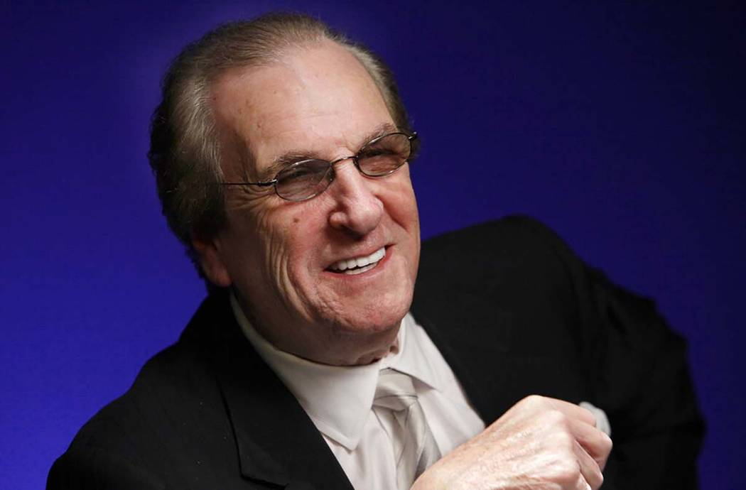 In a Friday, Oct. 7, 2011, file photo, actor Danny Aiello smiles while being photographed in Ne ...