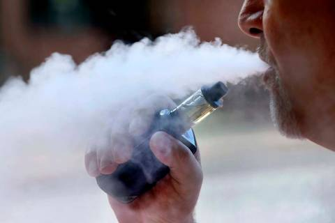 Funding for a statewide vaping and marijuana summit in the fall of 2020 has been approved. (Rob ...