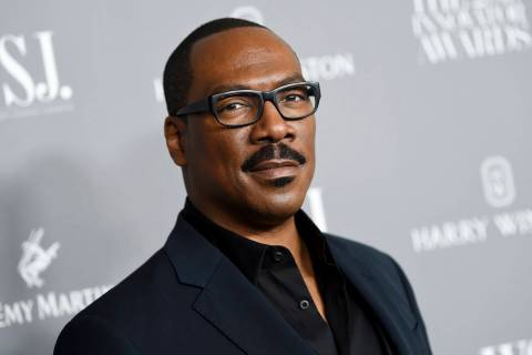 Honoree actor-comedian Eddie Murphy attends the WSJ. Magazine 2019 Innovator Awards at the Muse ...
