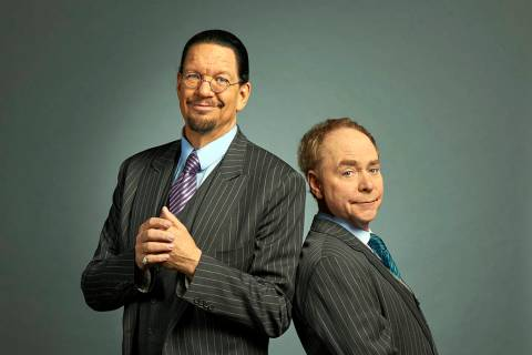 Penn & Teller (Courtesy)
