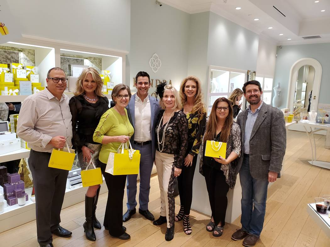 The second annual Kendra Scott Sip and Shop fundraising event benefited the Natural History Mus ...