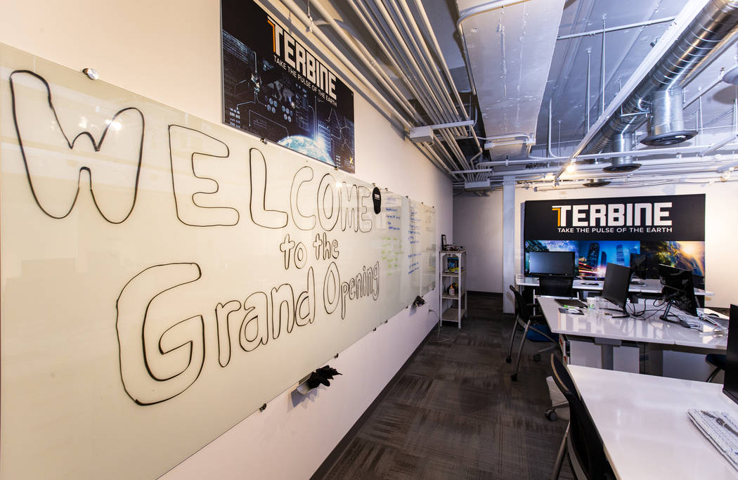 Terbine is one of the companies working on smart technologies that align with city priorities w ...