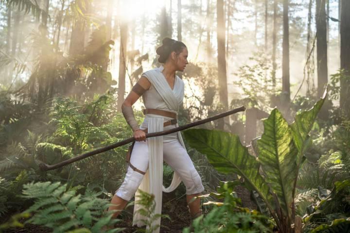 "Rey (Daisy Ridley) in ""STAR WARS: THE RISE OF SKYWALKER."" (Lucasfilm)"