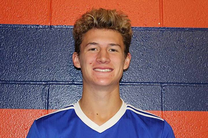 Caden Buckley, Bishop Gorman (Bishop Gorman soccer photo)