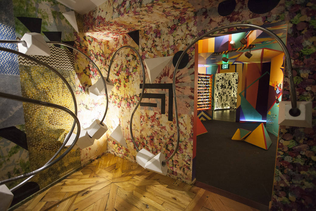 Meow Wolf House of Eternal Return has countless bizarre and whimsical rooms. (Kate Russell, Cou ...