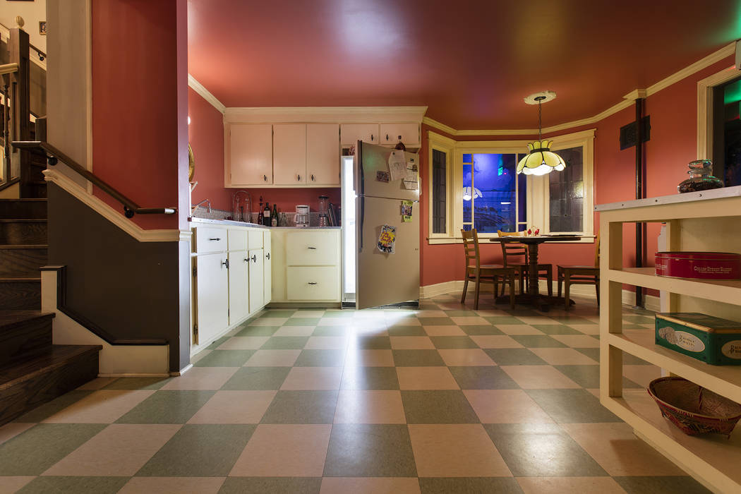 The seemingly nondescript home of the Selig family possesses a number of mysteries, like the re ...