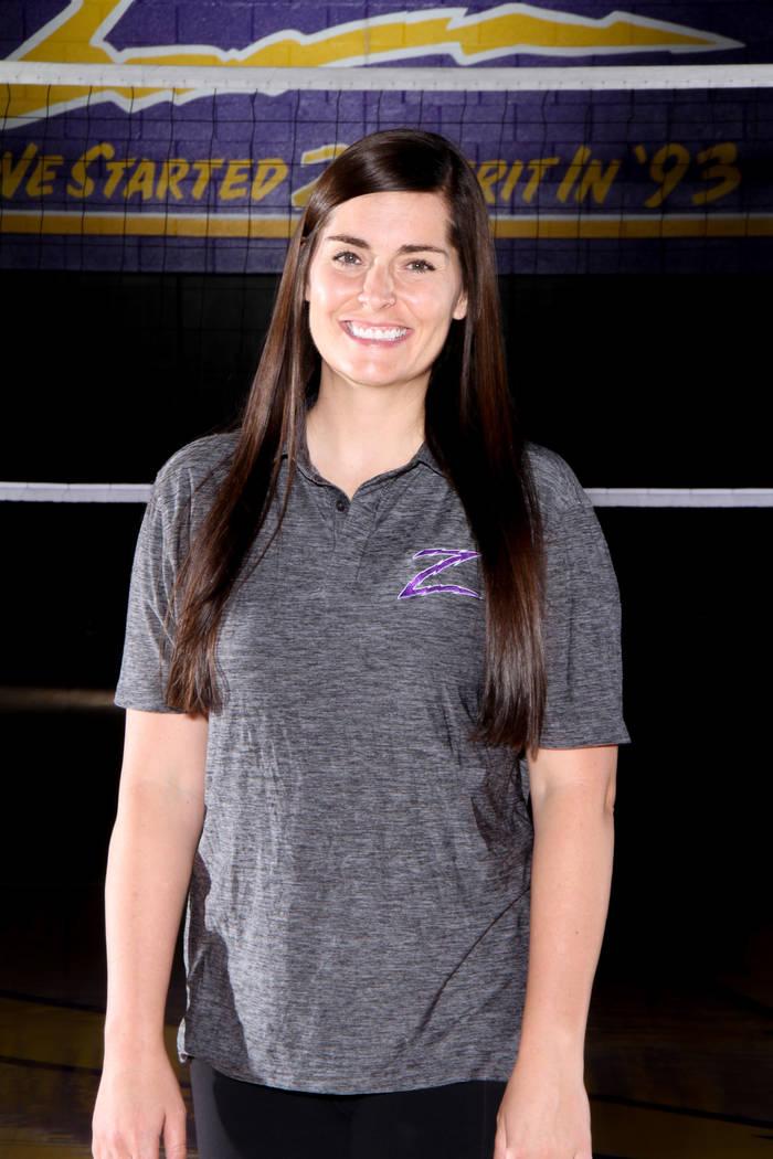 Amy Schlauder, Durango (Durango volleyball photo)
