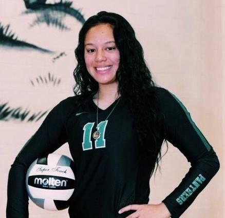 Arien Fafard, Palo Verde (Palo Verde volleyball photo)