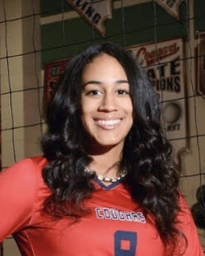 Sara Arroyo, Coronado (Coronado volleyball photo)