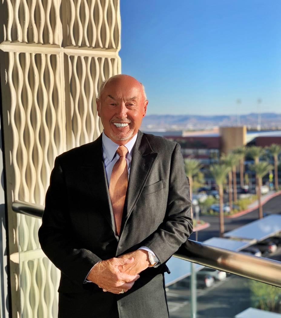Kevin Orrock, president of Summerlin